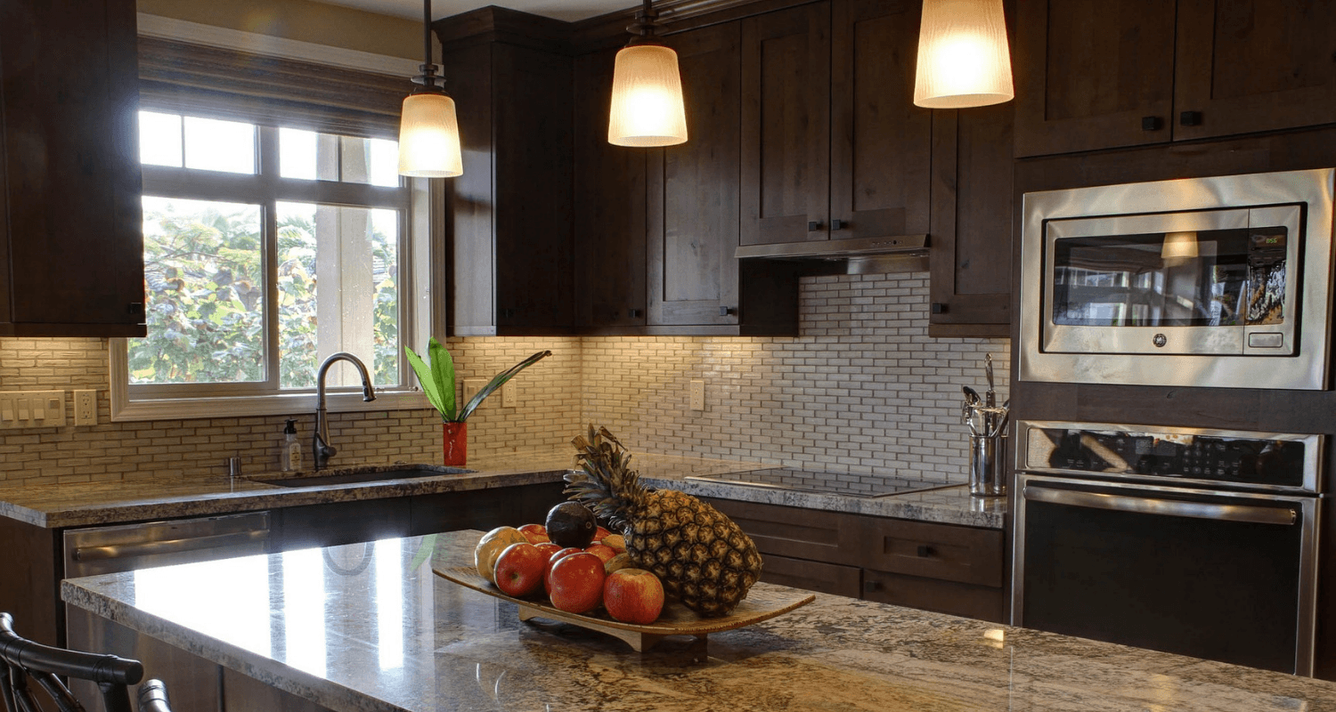 A kitchen that has increased home value after remodeling.