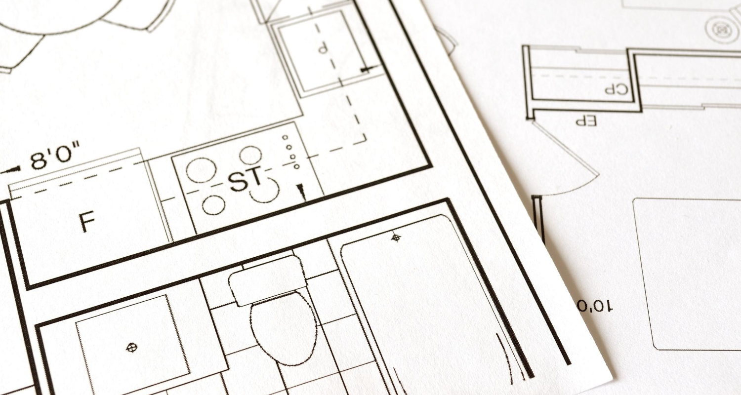 Floor plans you can use for a new construction home inspection.