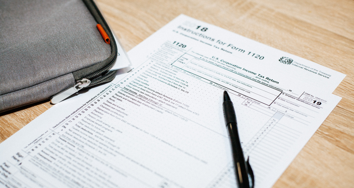 A tax return that is not needed to buy a house.