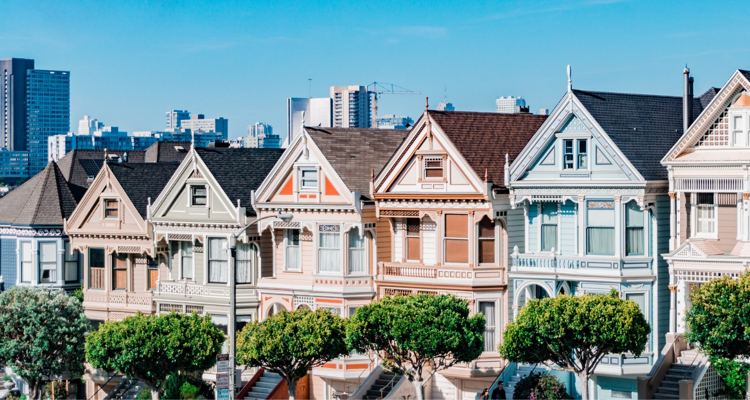 Several desirable San Francisco homes that a buyer's agent can help a client buy.
