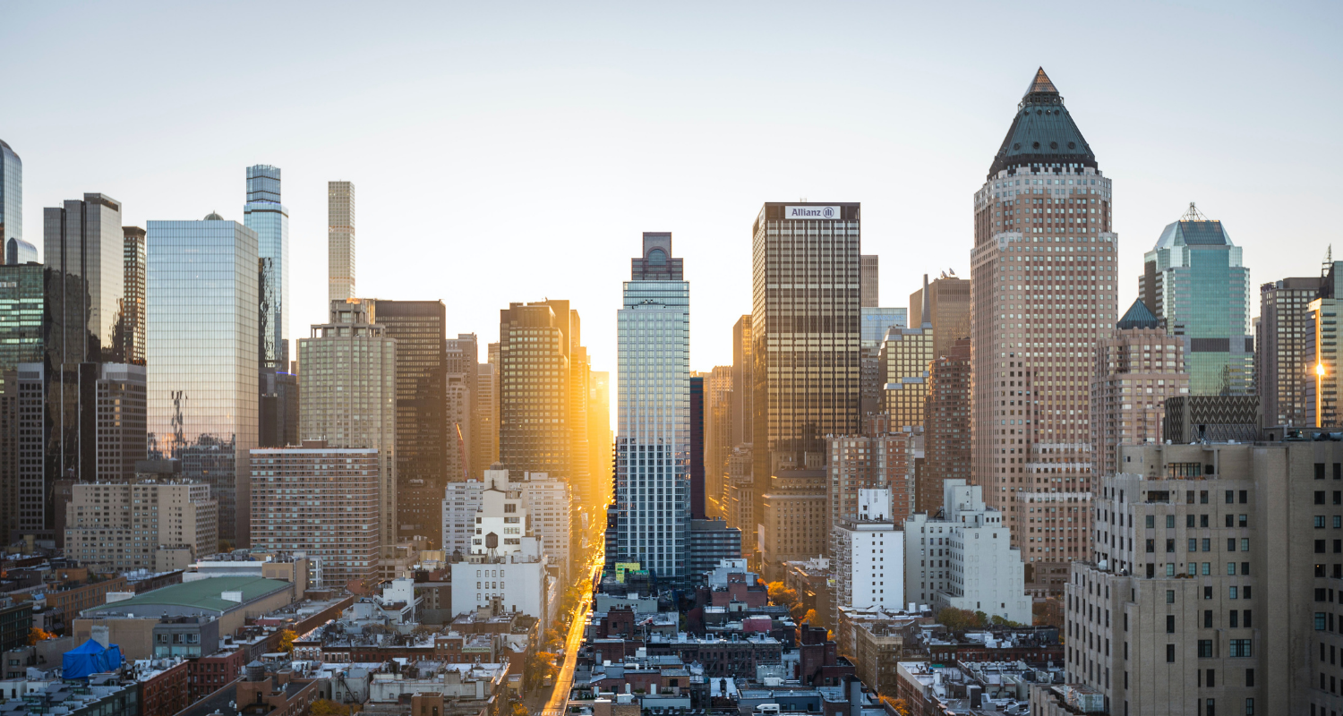 A city where top producers in real estate work.